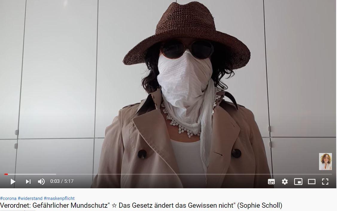 """Staatlich verordnet: Mund""""schutz"""" für Gesunde"""
